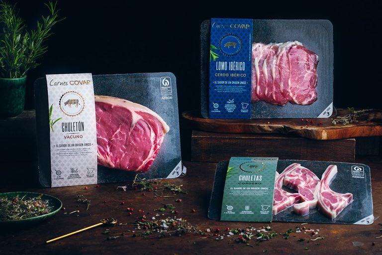 COVAP revoluciona las barbacoas con su carne ibérica lista para llevar