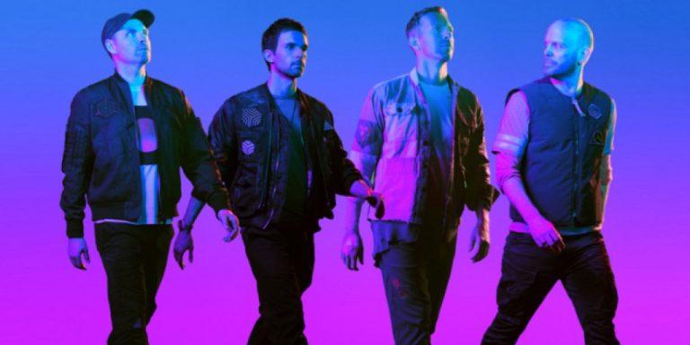 Coldplay presenta el videoclip de 'Higher power'