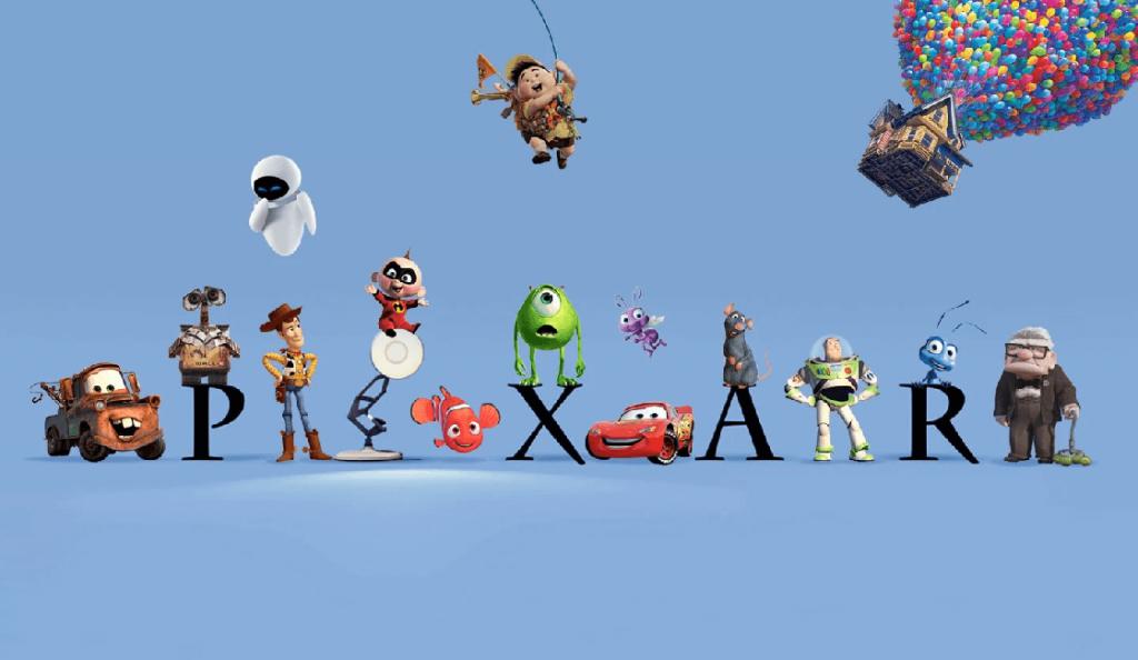 ¿Conoces quién es Pixar?