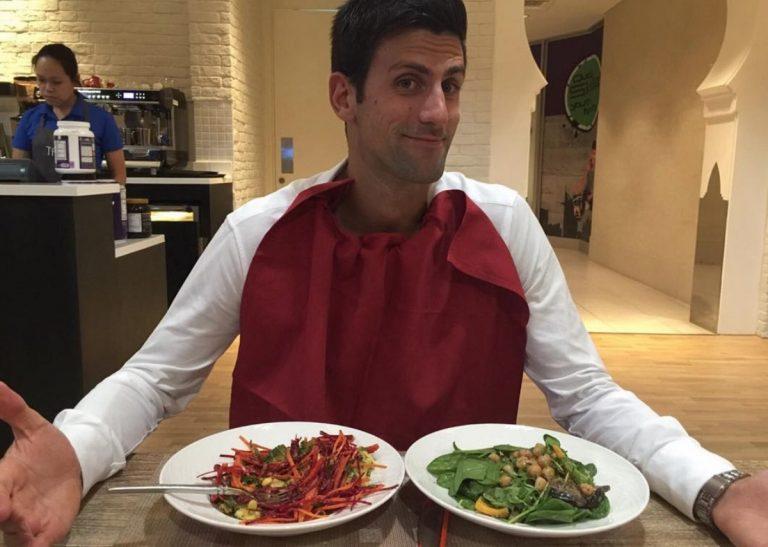 Djokovic: la dieta con la que es capaz de acabar con Nadal