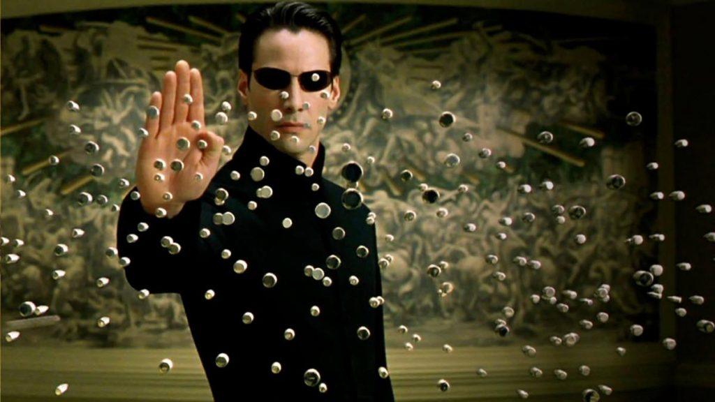 El arribo de Matrix 4