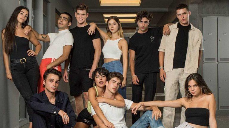 Élite: actores que han renovado para la temporada 5 y nuevos fichajes