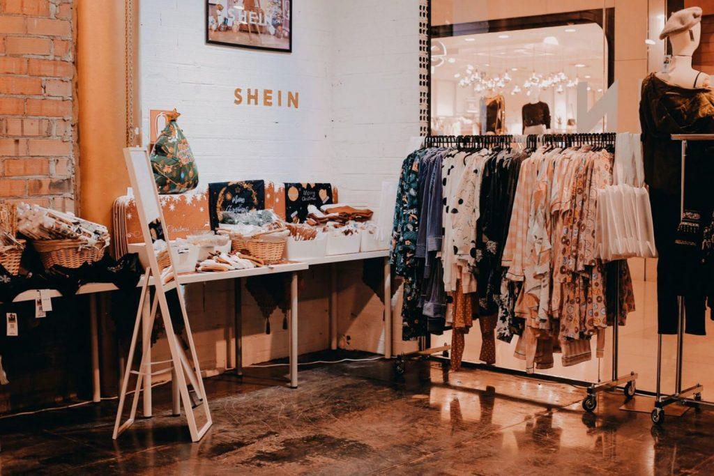 En el mercado norteamericano Shein a marcar la diferencia Amazon y Zara