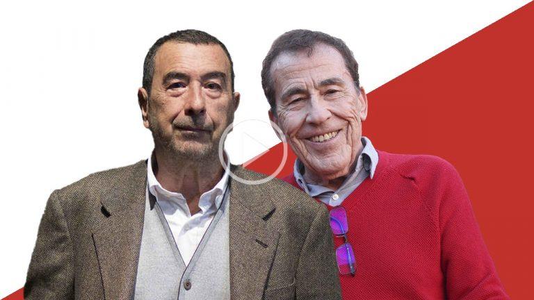 José Luis Garci y Fernando Sánchez Dragó: 'Habáname' es el guion de una superproducción que no vio la luz