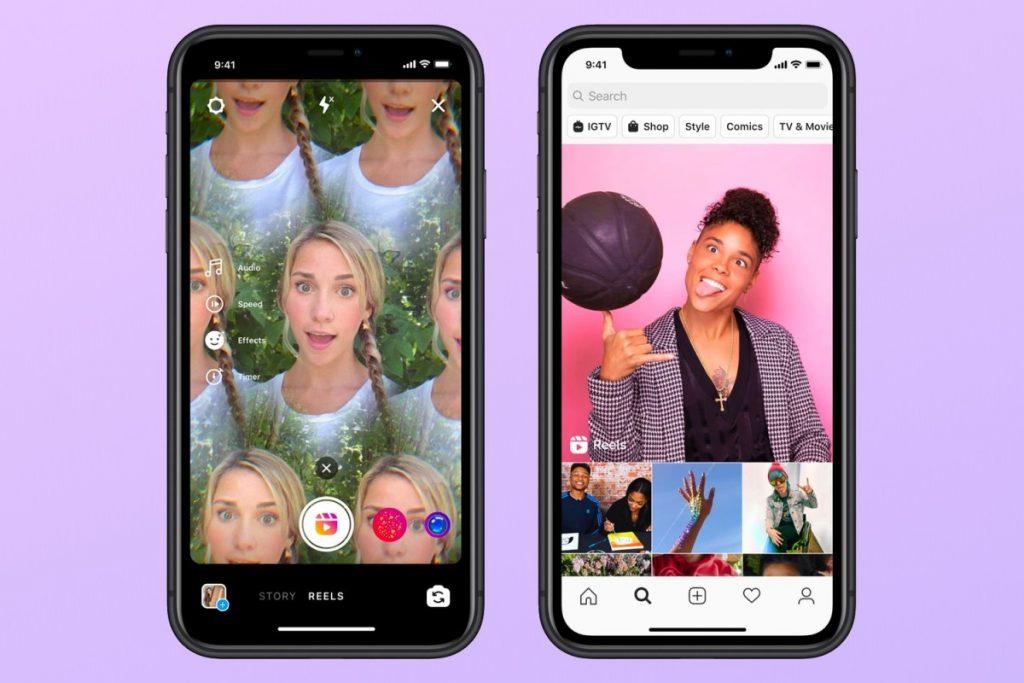 ¿Conoces las nuevas funciones de Instagram Reels?