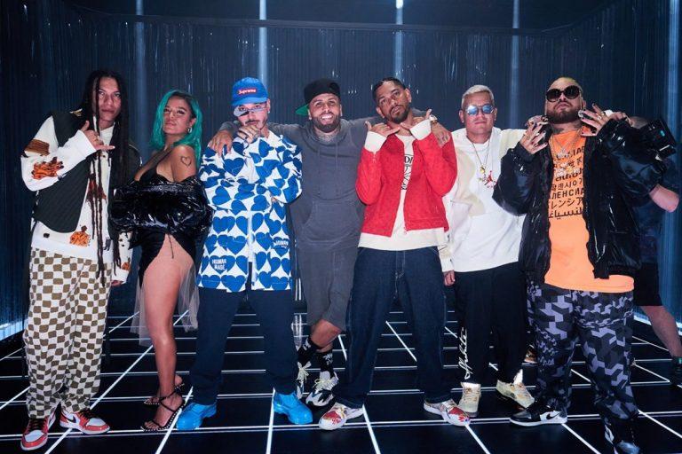 J Balvin, Karol G y Nicky Jam unidos en 'Poblado (remix)'