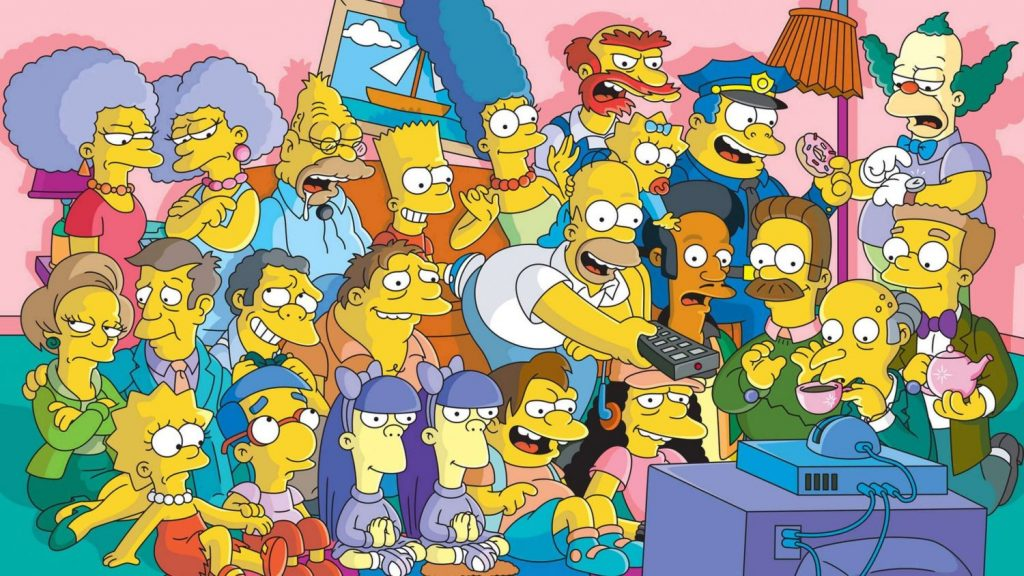 Más datos perturbadores e interesantes de la serie de Los Simpson