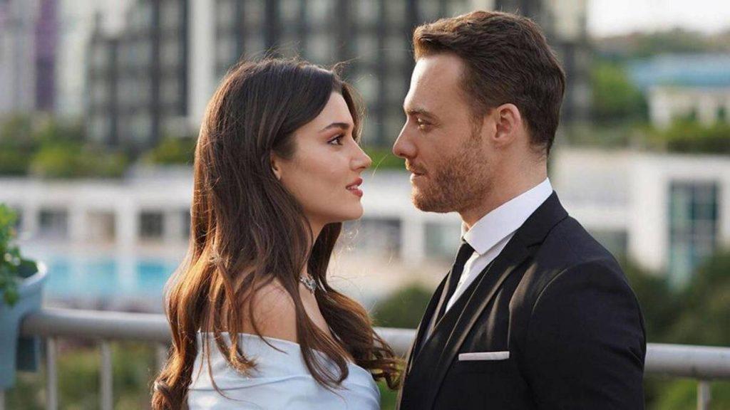 Love is in the air: los protagonistas de la novela de Telecinco.
