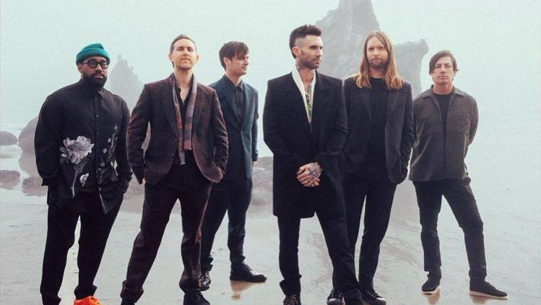 """Maroon 5 y """"JORDI"""", su nuevo álbum con múltiples colaboraciones"""