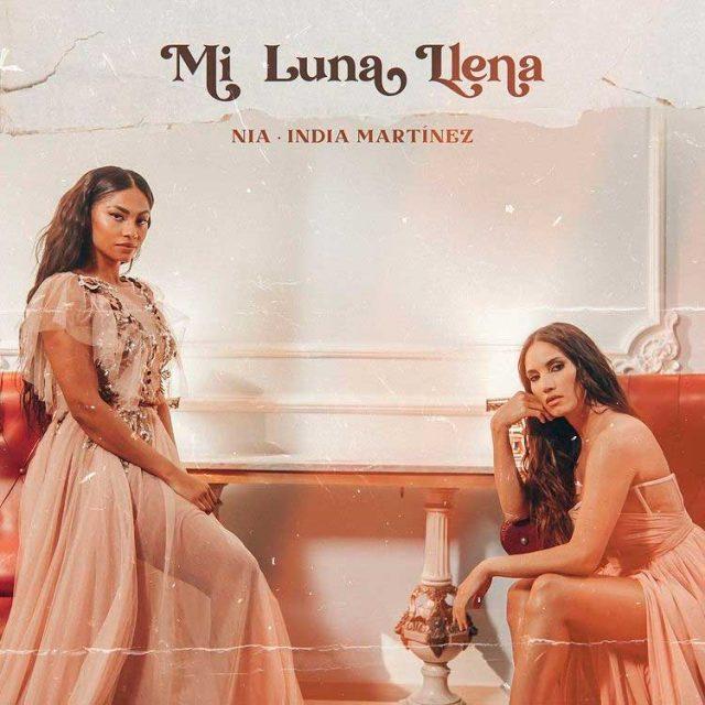 NIA correia India Martínez - Mi Luna Llena