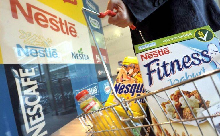 Nestlé: productos nada saludables que consumes a diario