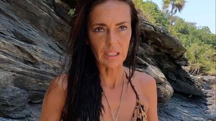 Olga Moreno Supervivientes
