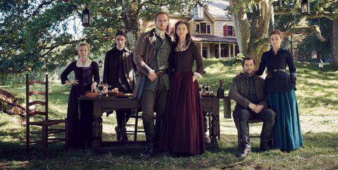 Outlander: este es el día de estreno de la temporada 6