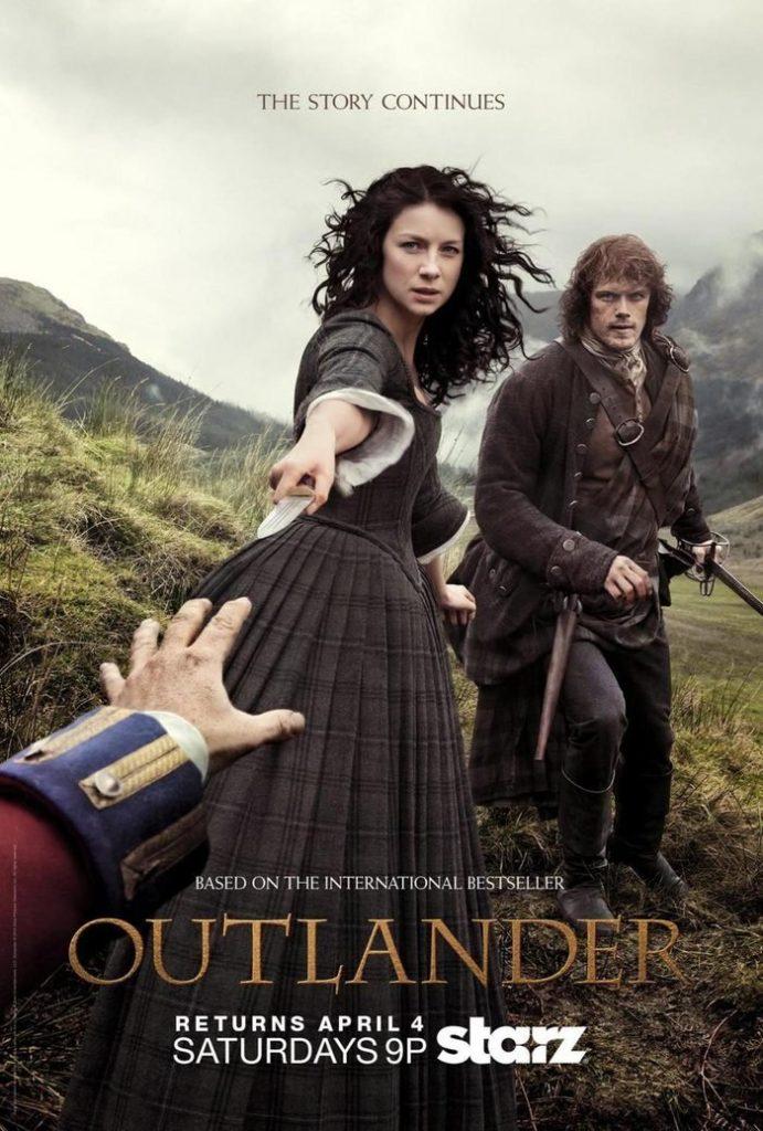¿Qué es Outlander?