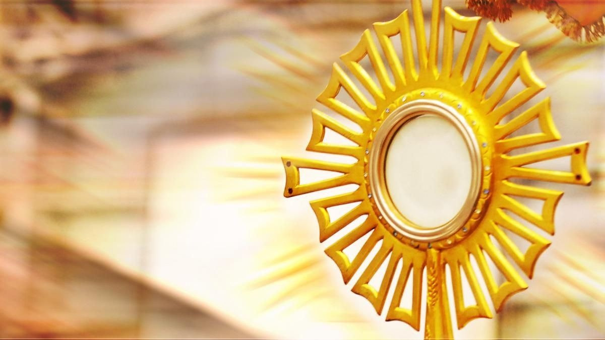 Qué es el corpus Christi