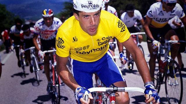 Qué fue de Perico Delgado, el ciclista más famoso de los 80