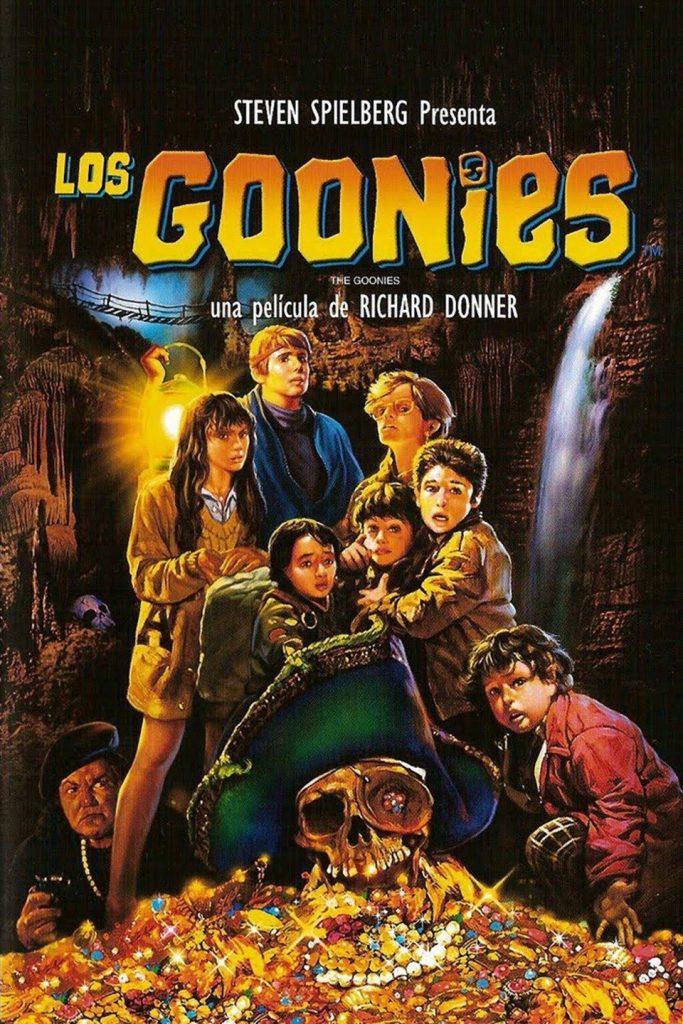 ¿Qué son Los Goonies?