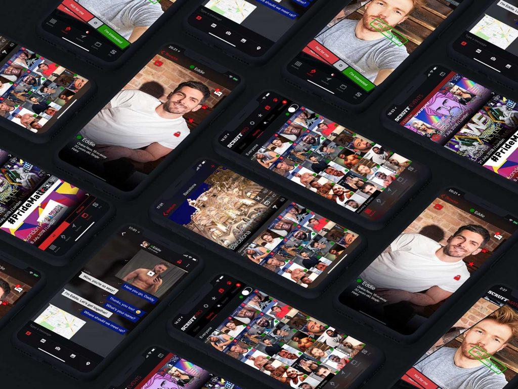 Scruff, una de las Apps LGBT más populares en la actualidad