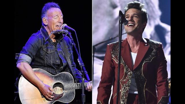 The Killers y Bruce Springsteen juntos en 'Dustland'