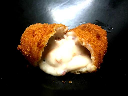 Bechamel: cantidad de harina y mantequilla para unas croquetas jugosas
