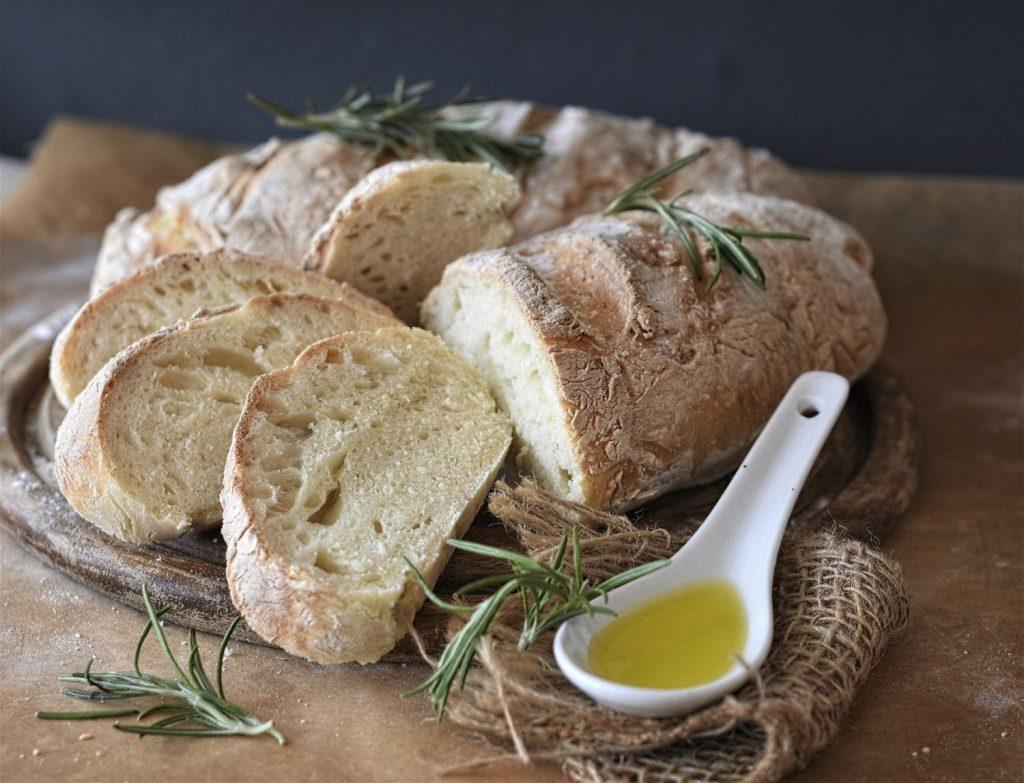 pan para el salmorejo