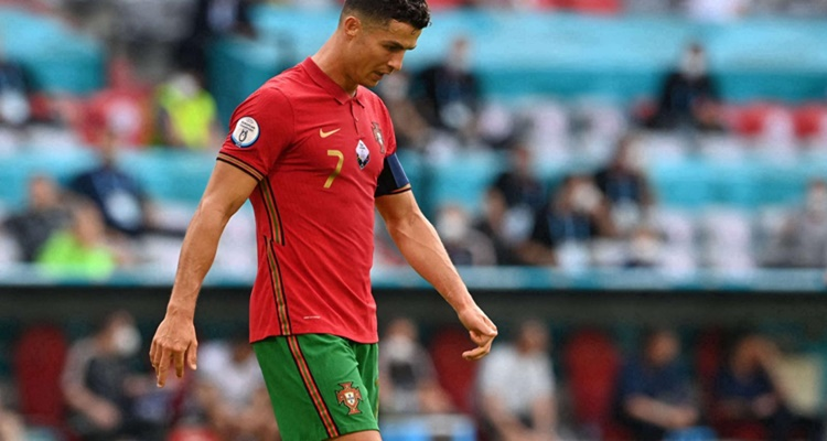 Carrera Criatiano Ronaldo Portugal