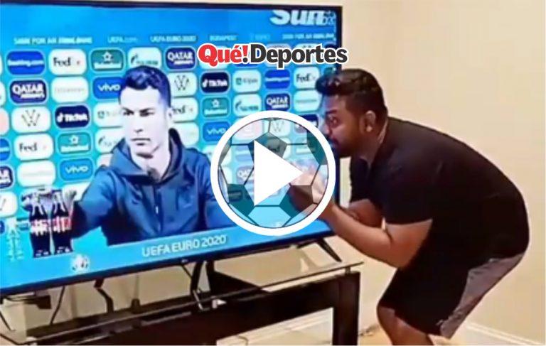 Cristiano Ronaldo, el solidario