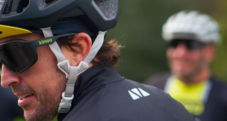 Lesión Fernando Alonso mandíbula febrero