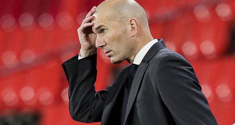 Florentino Pérez despedida Zidane Real Madrid