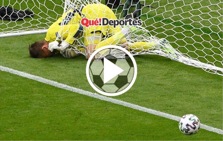 ¡El mejor gol de la Eurocopa 2020!