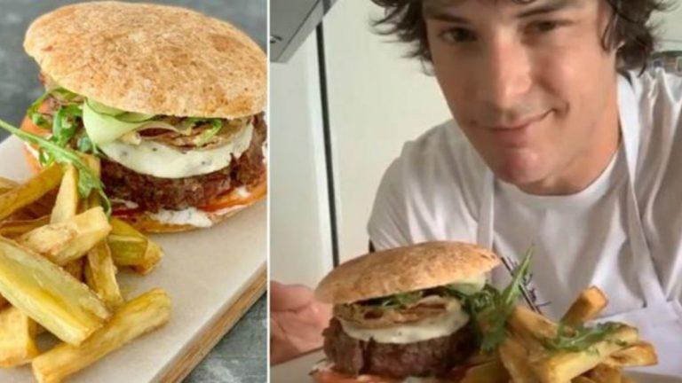 La hamburguesa casera de Jordi Cruz que debes imitar este fin de semana