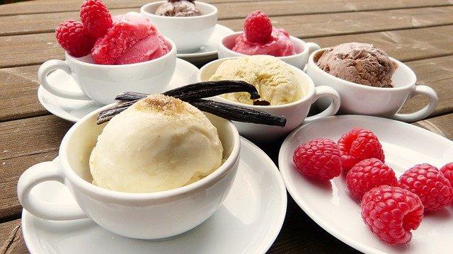 tipos de helados