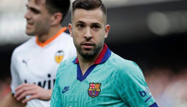 Jordi Alba, Simeone y otros jugadores 'calvos' que optaron por los injertos capilares