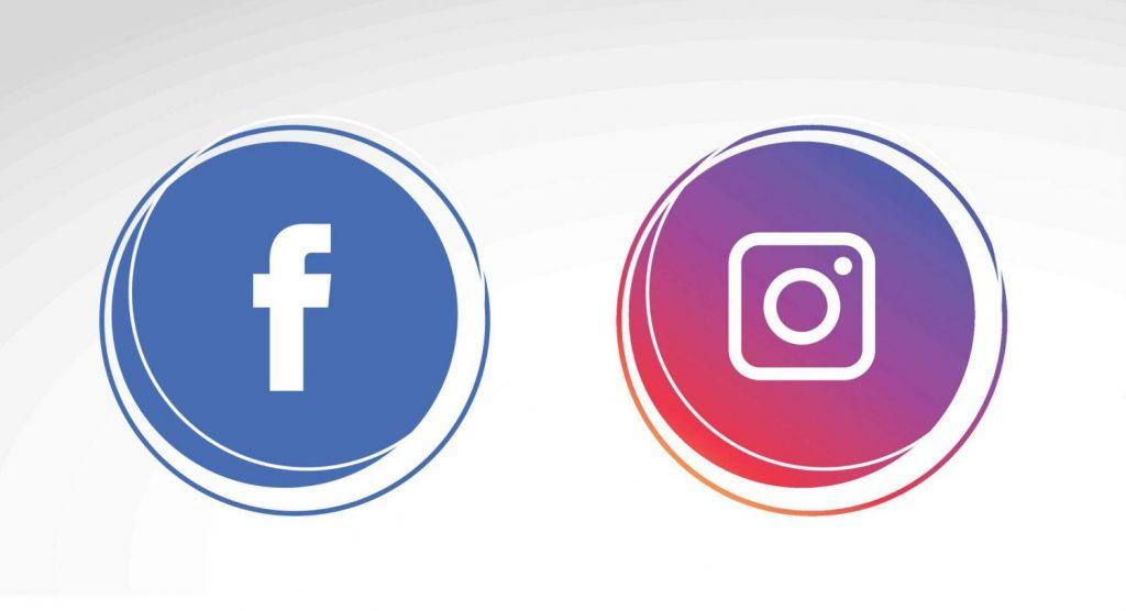 instagram facebook
