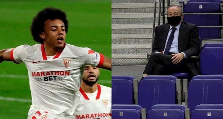 Joules Koundé Real Madrid Florentino Pérez