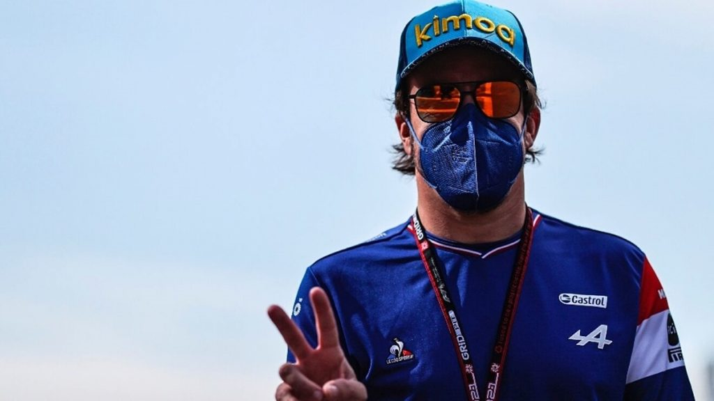 Lesión persiste Fernando Alonso F1
