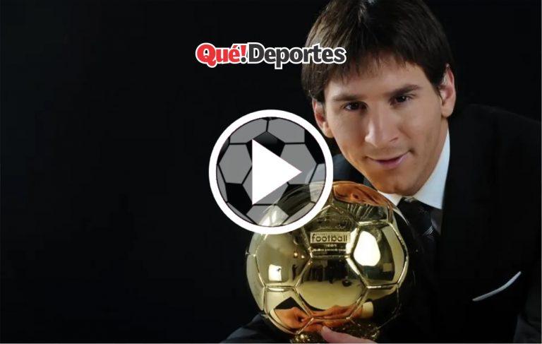 Recuerda mi nombre, ¡Soy Lionel Messi!