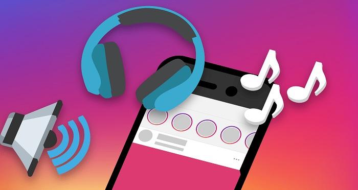 musica en instagram y facebook