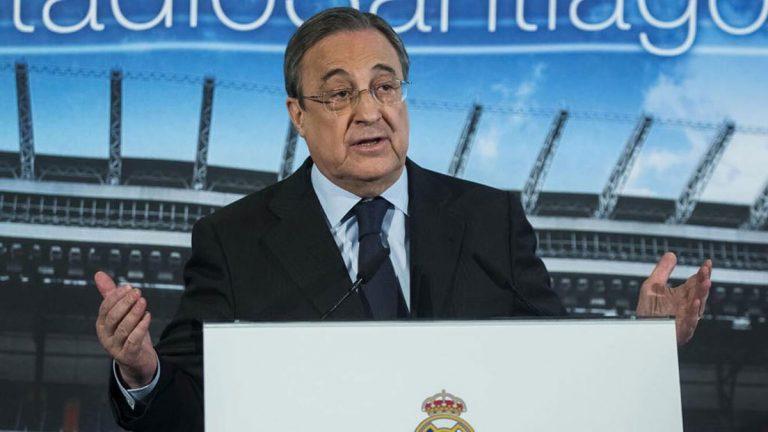 ¿Florentino es el mejor? Los otros presidentes del Real Madrid y lo que hicieron