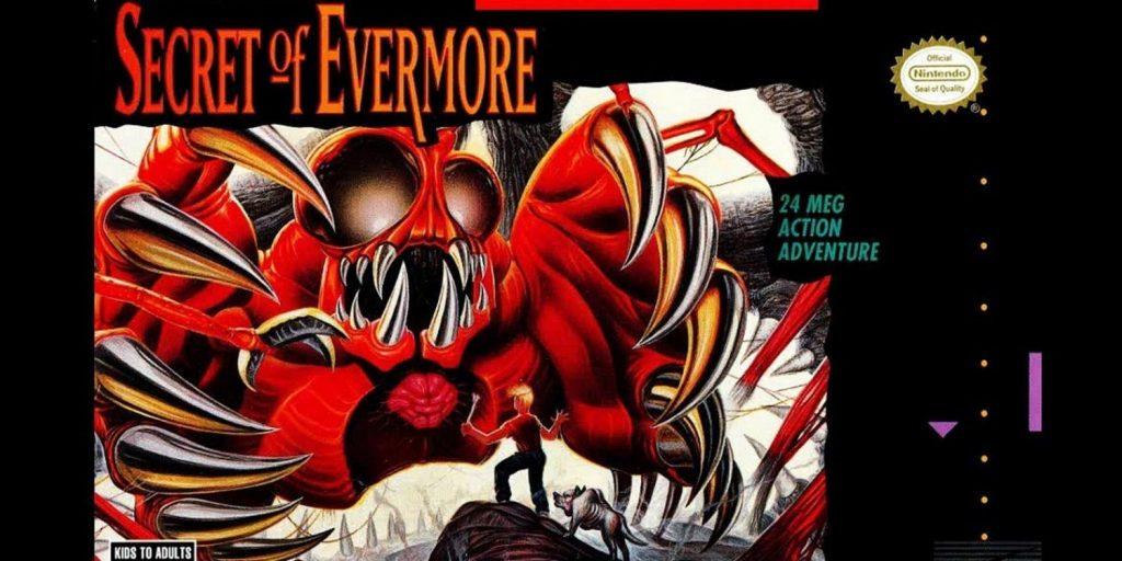 secret of evermore supernintendo