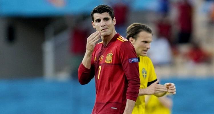 Selección española ganar Eslovaquia