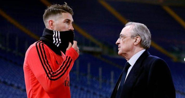 Sergio Ramos: los verdaderos motivos por los que Florentino Pérez ya no confía en él