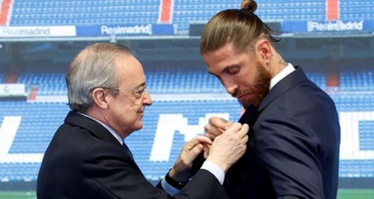 Sergio Ramos pulso Florentino Pérez Real Madrid