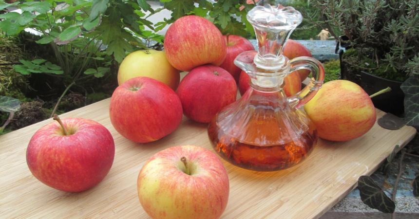 vinagreta de cacao vinagre de manzana