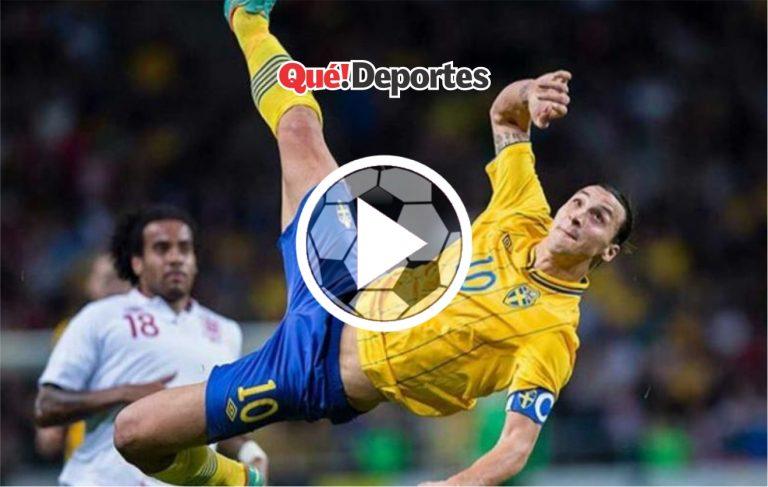 ¡Zlatan Ibrahimović y otra de sus locuras!