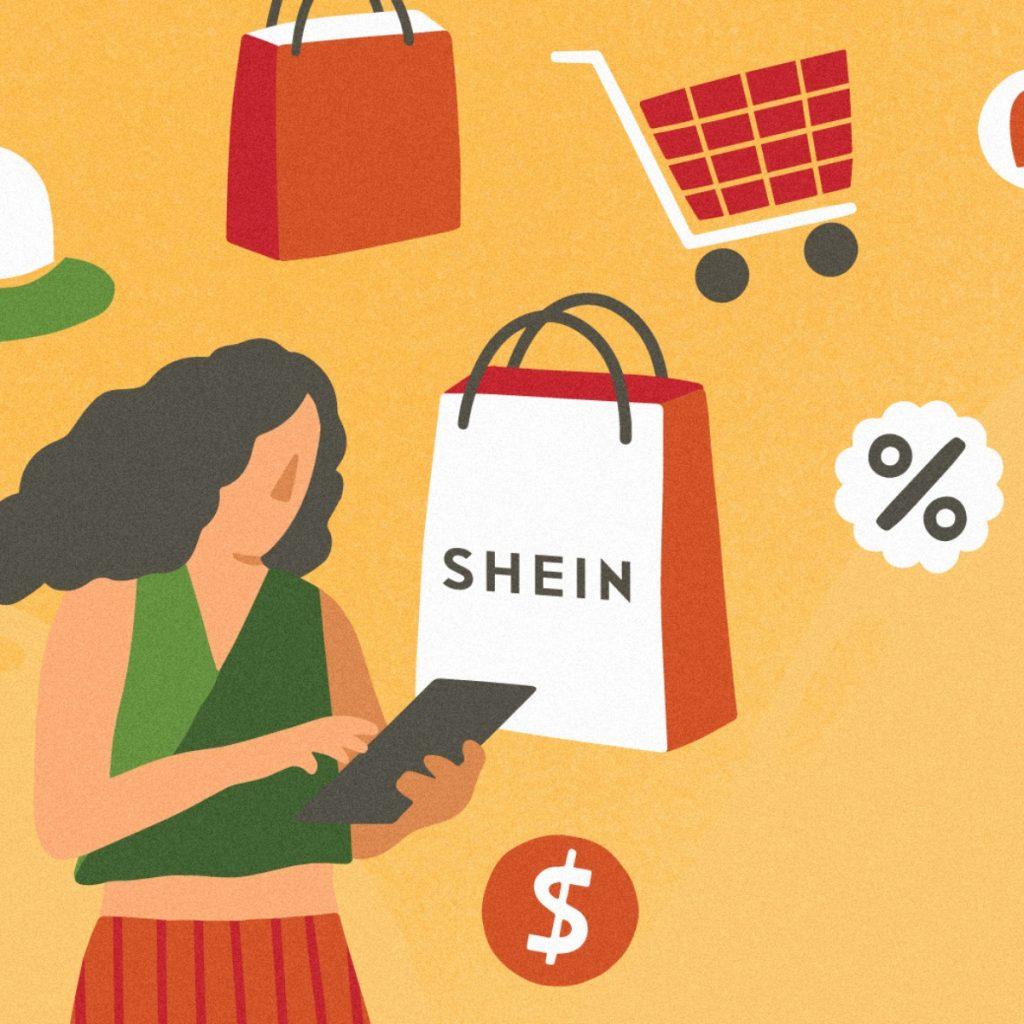 Shein una referencial casi mundial de compras de prendas online