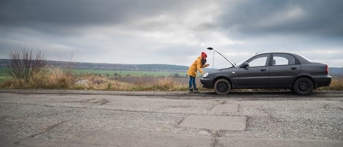 Detección de fallas del coche para evitar malestares en plena carretera
