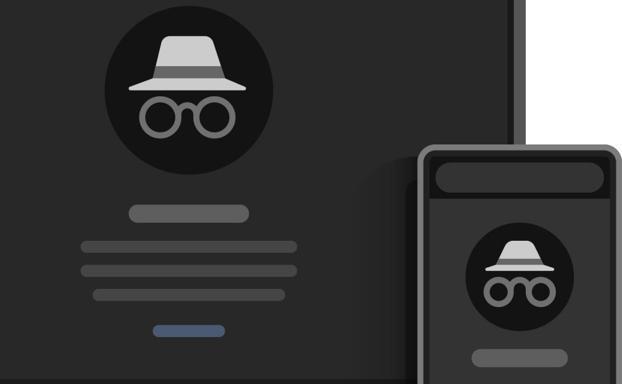 ¿Cómo puedo ocultar las webs que visito desde el móvil?