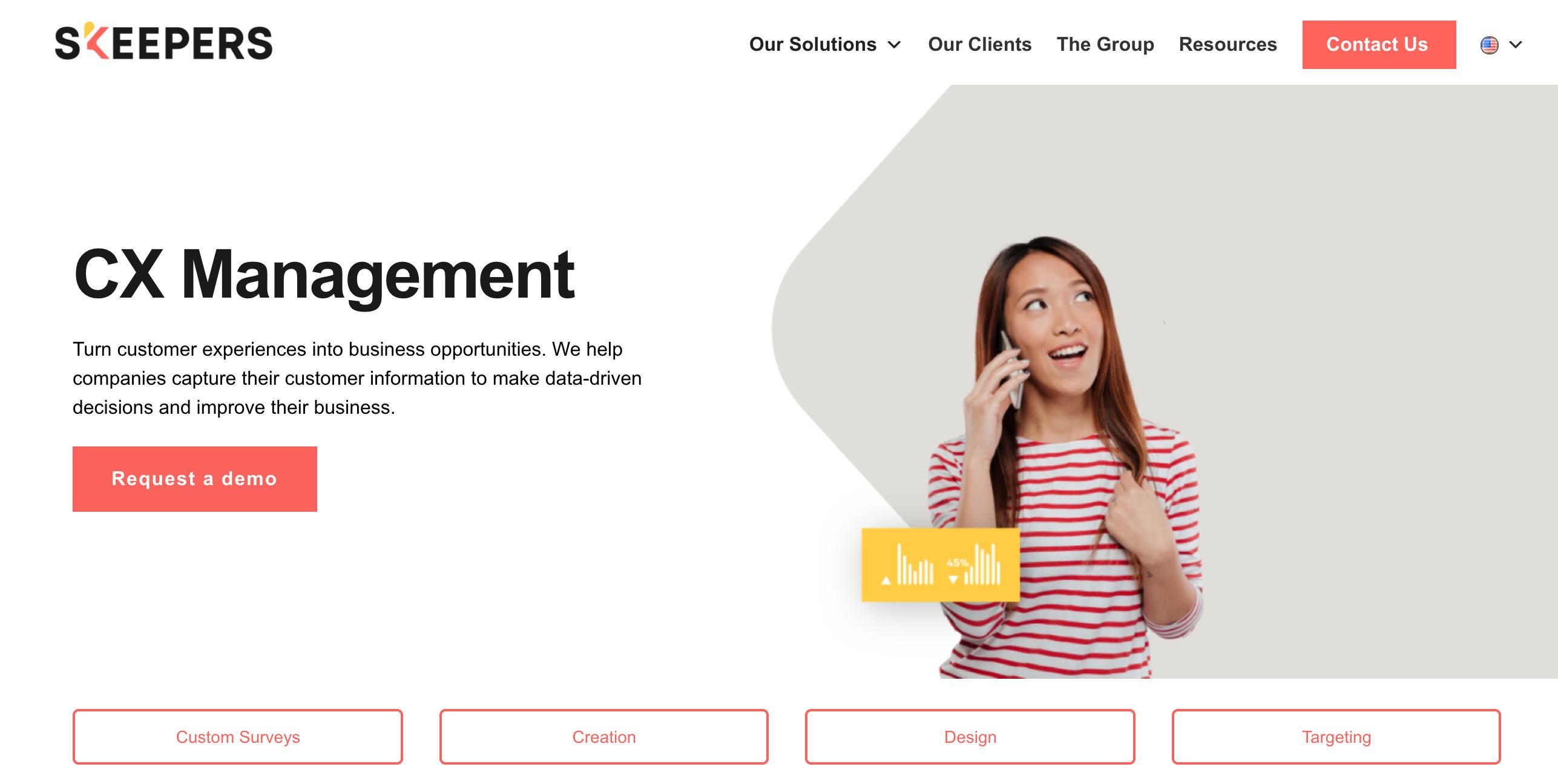 SKEEPERS lanza CX Management, la plataforma para descifrar al consumidor