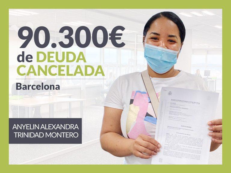 Repara tu Deuda Abogados cancela 90.300 € en Barcelona (Catalunya) con la Ley de Segunda Oportunidad